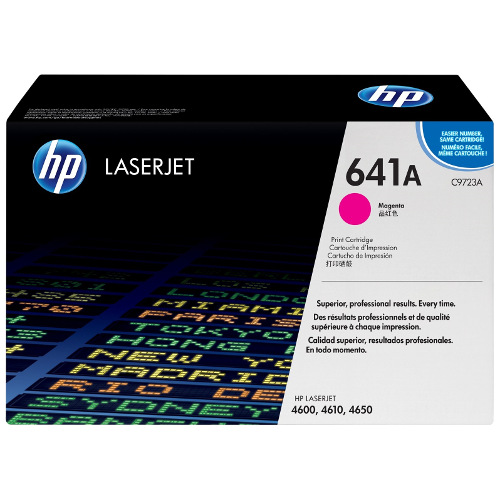 HP 641A Magenta (C9723A) (Genuine) title=