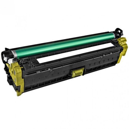 Remanufactured 651A Yellow (CE342A) title=