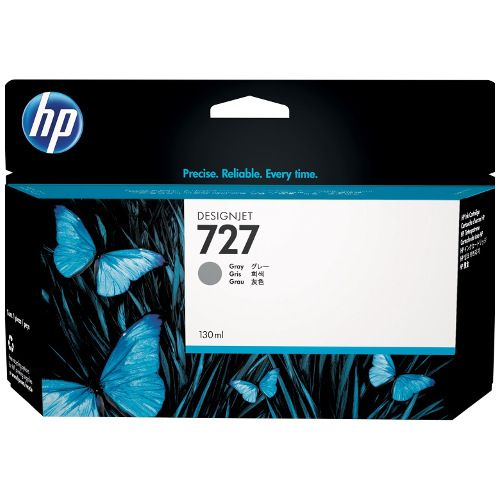 HP 727 Grey High Yield (B3P24A) (Genuine) title=