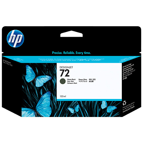 HP 72 Matt Black (C9403A) (Genuine) title=