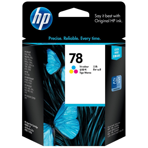 HP 78 Colour (C6578DA) (Genuine) title=