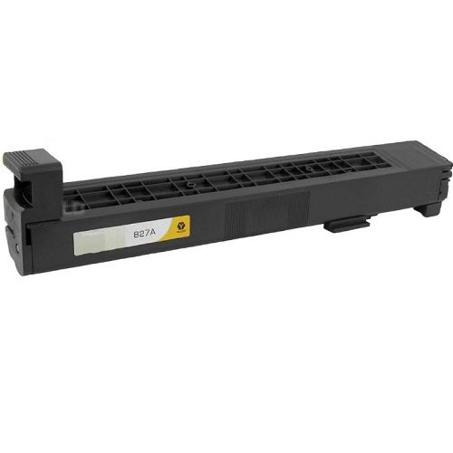 Remanufactured 827A Yellow Toner Cartridge (CF302A) title=