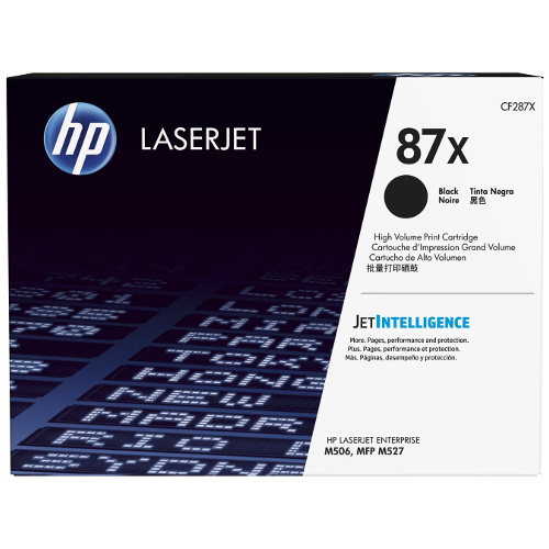 HP 87X Black High Yield (CF287X) (Genuine) title=