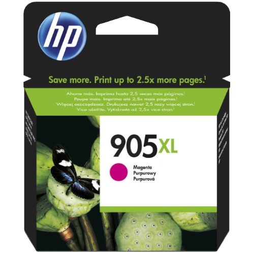 HP 905XL Magenta High Yield (T6M09AA) (Genuine) title=