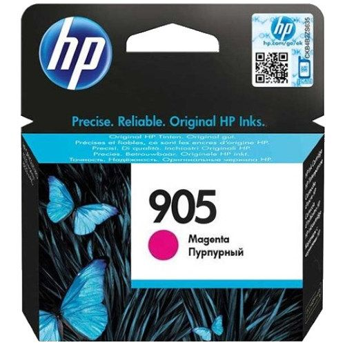 HP 905 Magenta (T6L93AA) (Genuine) title=