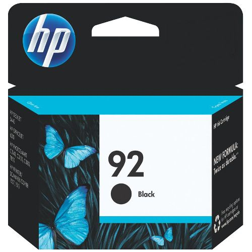 HP 92 Black (C9362WA) (Genuine) title=