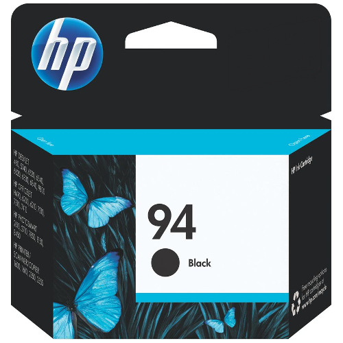 HP 94 Black (C8765WA) (Genuine) title=