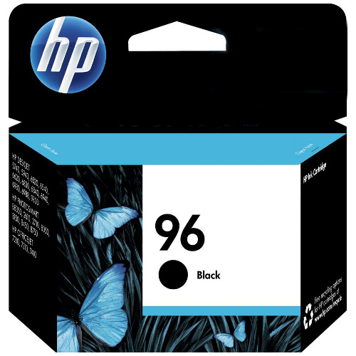 HP 96 Black High Yield (C8767WA) (Genuine) title=