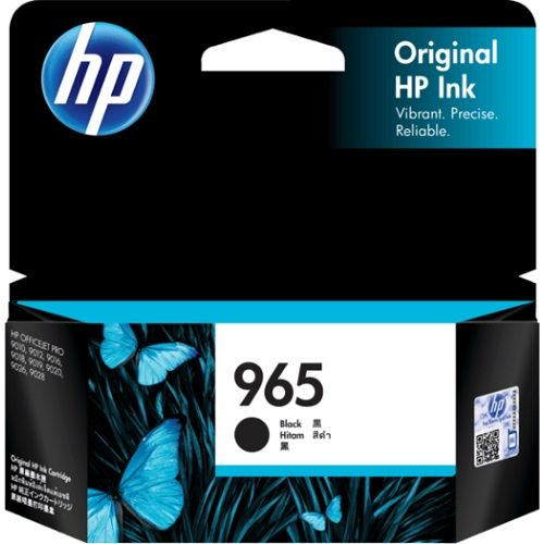 HP 965 Black (3JA80AA) (Genuine)