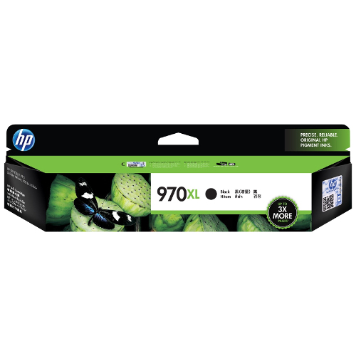 HP 970XL Black High Yield (CN625AA) (Genuine) title=
