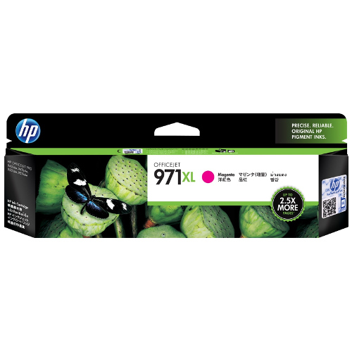 HP 971XL Magenta High Yield (CN627AA) (Genuine) title=