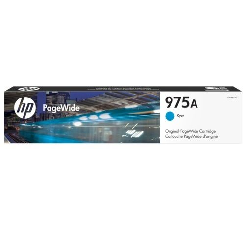 HP 975A Cyan (L0R88AA) (Genuine) title=