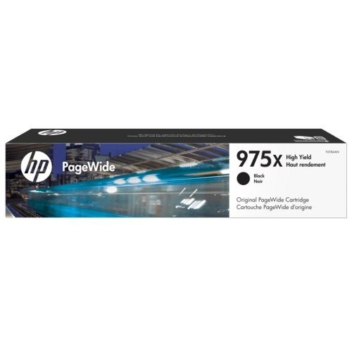 HP 975X Black High Yield (L0S09AA) (Genuine) title=