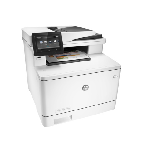 HP Color LaserJet Pro MFP M477fdw Multi Function Colour Laser Wireless Printer + Duplex title=