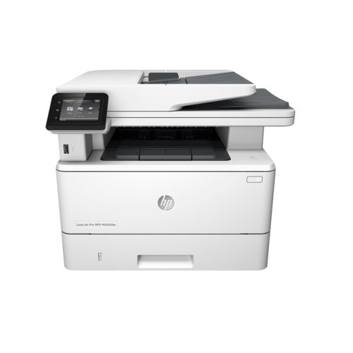 HP LaserJet Pro MFP M426fdw Multi Function Mono Laser Wireless Printer + Duplex title=