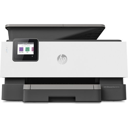 HP OfficeJet Pro 9010 Multifunction Colour InkJet Wireless Printer + Duplex title=