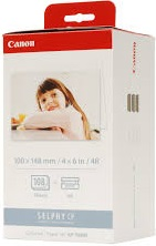 Canon 1-Pack KP-108IN Value Pack Ink Cartridge Genuine