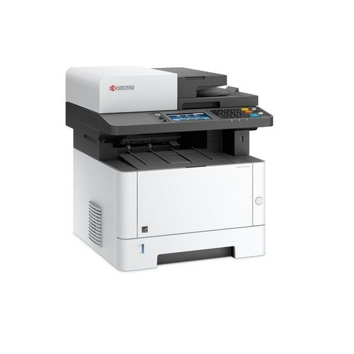 Kyocera Ecosys M2735dw Multifunction Mono Laser Wireless Printer + Duplex title=