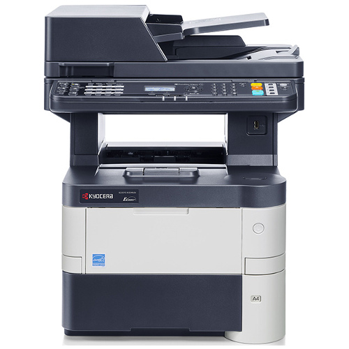 DISCONTINUED - Kyocera Ecosys M3540dn Multifunction Mono Laser Printer + Duplex title=