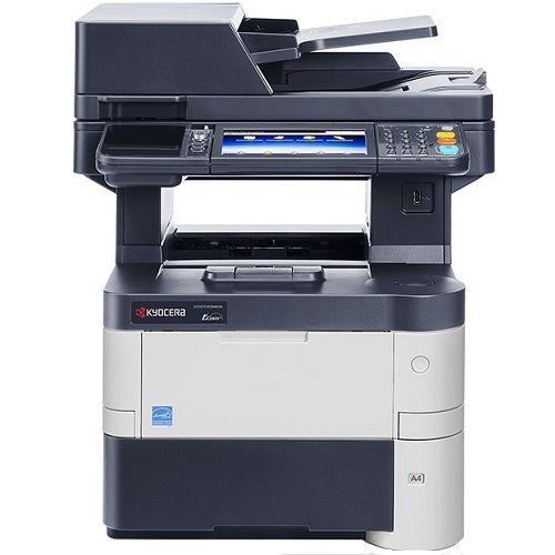 DISCONTINUED - Kyocera Ecosys M3540idn Multifunction Mono Laser Printer + Duplex title=