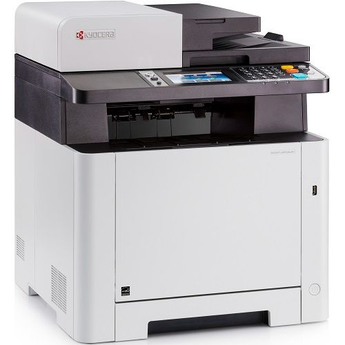 Kyocera Ecosys M5526cdw Multifunction Colour Laser Wireless Printer + Duplex title=