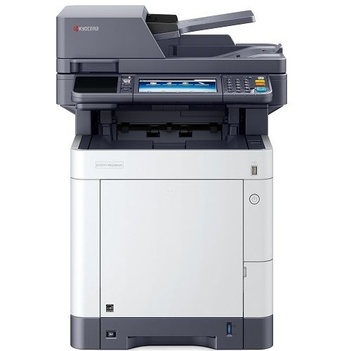 Kyocera Ecosys M6230cidn Multifunction Colour Laser Printer + Duplex title=