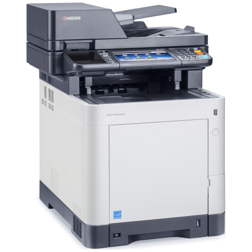 Kyocera Ecosys M6535cidn Multifunction Colour Laser Printer + Duplex title=