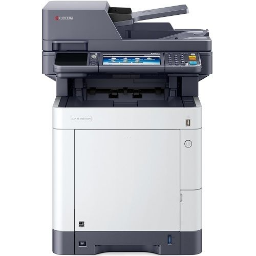 Kyocera Ecosys M6630cidn Multifunction Colour Laser Printer + Duplex title=