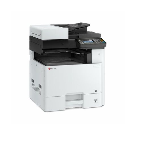 Kyocera Ecosys M8124cidn Multifunction Colour Laser Printer + Duplex title=