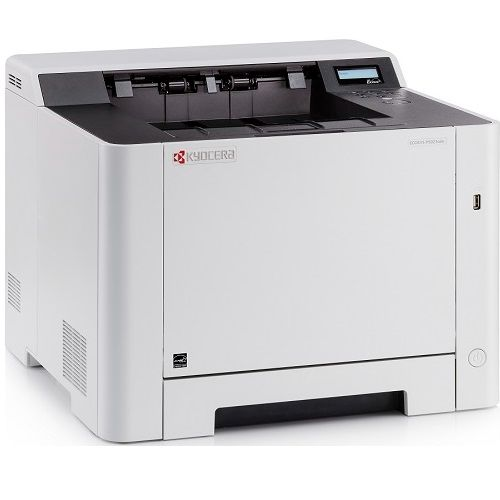 Kyocera Ecosys P5021cdw Colour Laser Wireless Printer + Duplex title=