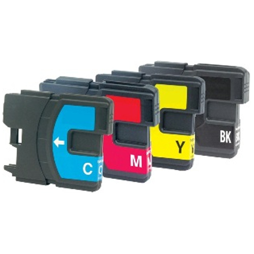 Compatible 5-Pack LC38 Value Pack Ink Cartridges