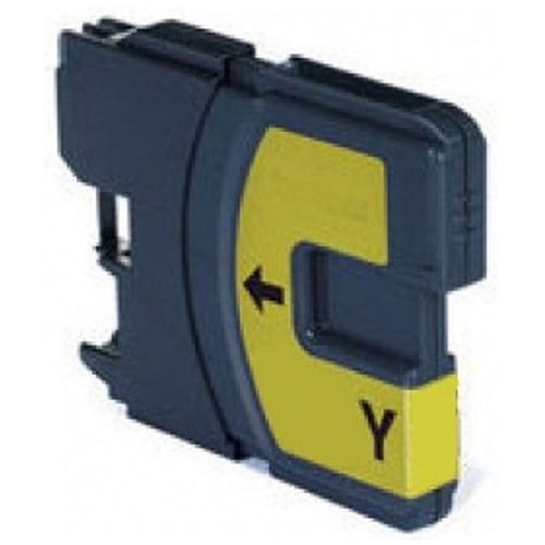 Compatible LC67Y Yellow Ink Cartridge