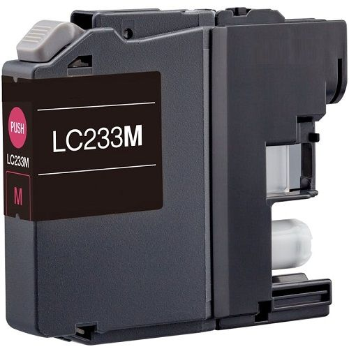Compatible LC233M Magenta title=