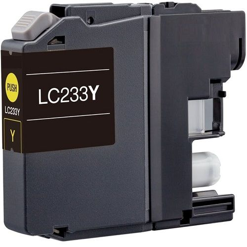 Compatible LC233Y Yellow title=