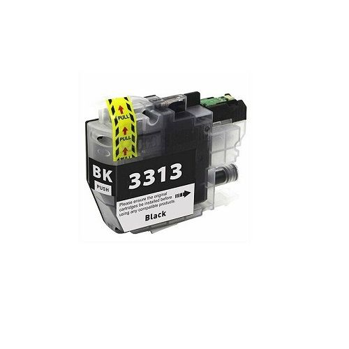 Compatible LC3313BK Black High Yield title=
