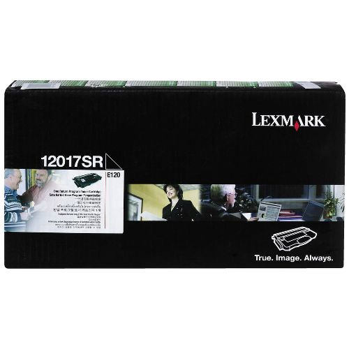 Lexmark 12017SR Black Prebate (Genuine)
