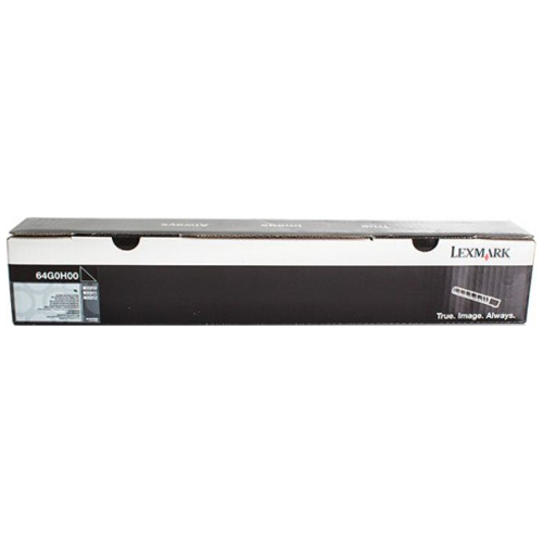 Lexmark 64G0H00 Black High Yield (Genuine) title=