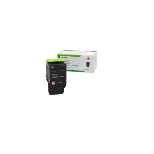 Lexmark 78C6XME Magenta Extra High Yield (Genuine) title=