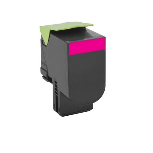 Remanufactured 808S Magenta (80C8SME/80C8SM0) title=