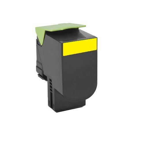 Remanufactured 808S Yellow (80C8SYE/80C8SY0) title=