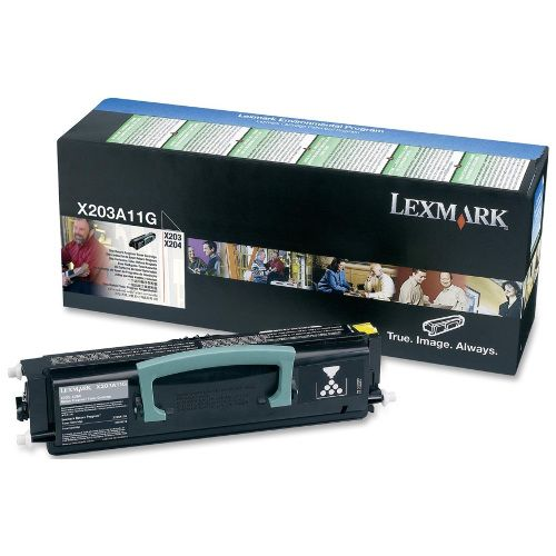 Lexmark X203A11G Black (Genuine)