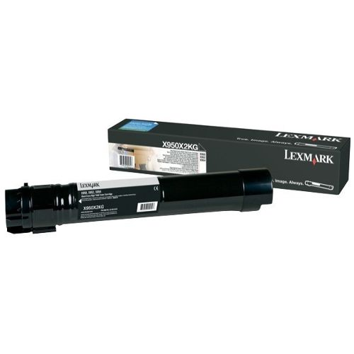 Lexmark X950X2KG Black Extra High Yield (Genuine)