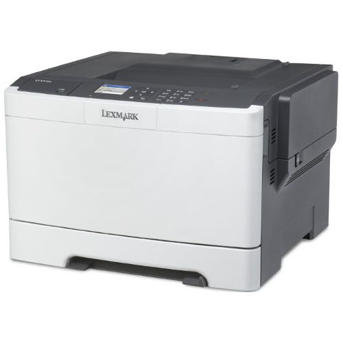 Lexmark CS410dn Colour Laser Printer + Duplex title=