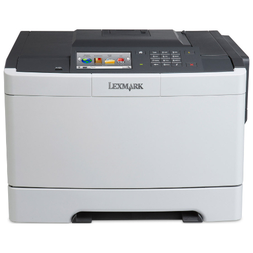 Lexmark CS510de Colour Laser Printer + Duplex title=
