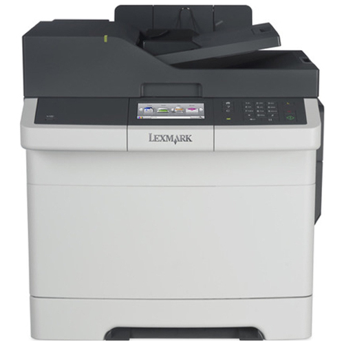 DISCONTINUED - Lexmark CX410de Multifunction Colour Laser Printer + Duplex title=
