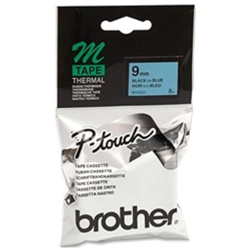 Brother M-K521 Black on Blue (Genuine) title=