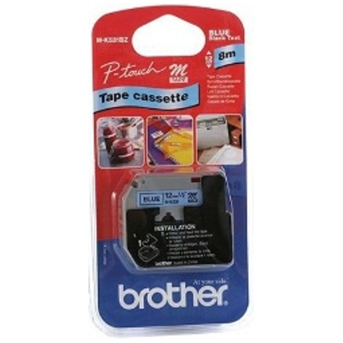 Brother M-K531 Black on Blue (Genuine) title=