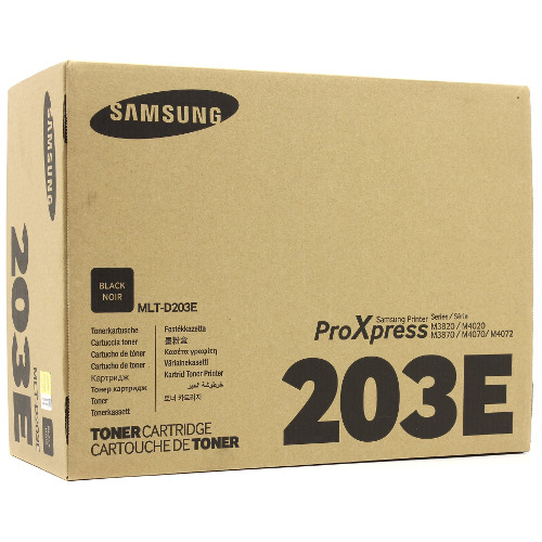 Samsung MLT-D203E Black Extra High Yield (Genuine) title=