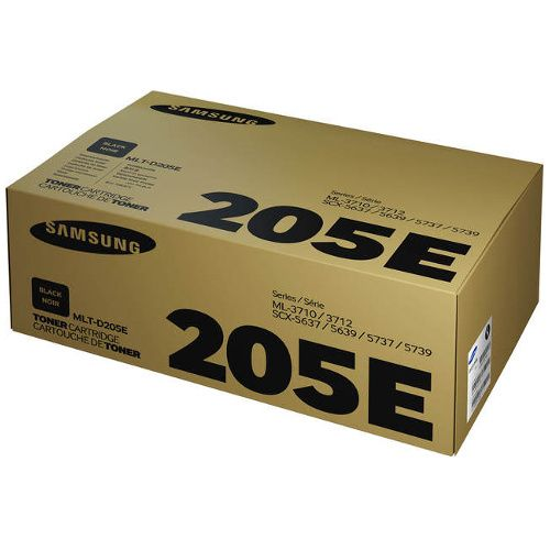 Samsung MLT-D205E Black Extra High Yield (Genuine) title=