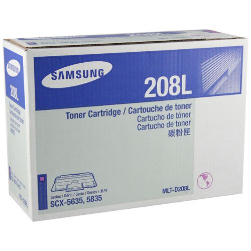 Samsung MLT-D208L Black High Yield (Genuine) title=